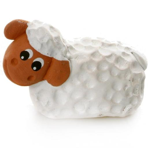Pet in a Box | Ceramic Animal Gift for Kids | Sheep