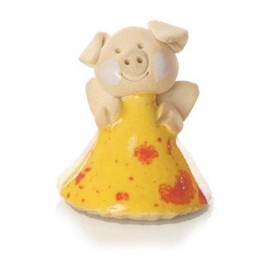 Mini Angel Piglet | 6 assorted Colours | Gift Boxed | Supplied at Random