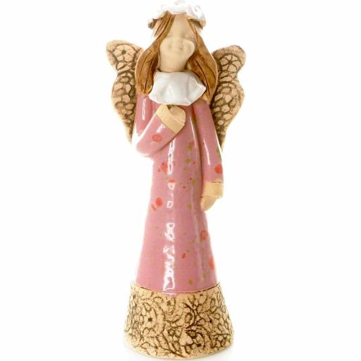 Guardian Angel Figurine with a Sentiment Card | You are an Angel | Set of 3 Asst Col