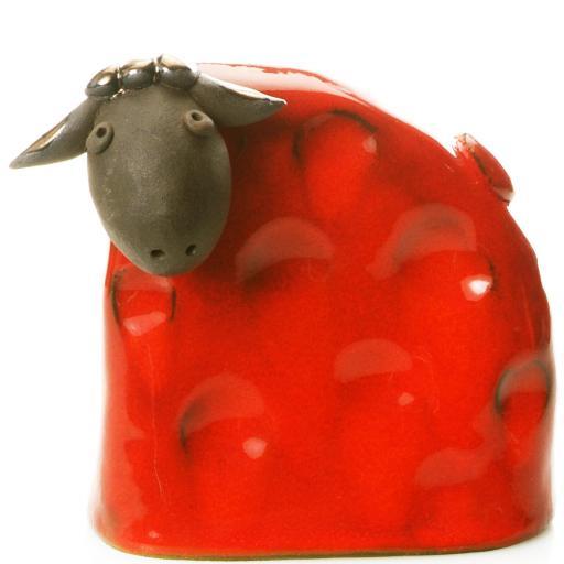 Stylish Ceramic Sheep | Copper | Candid Range