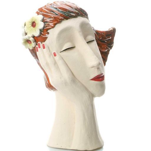 Art Deco Head | Ginger